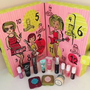benefit 2016 advent calendar review