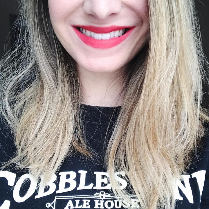 nyx matte lip cream review