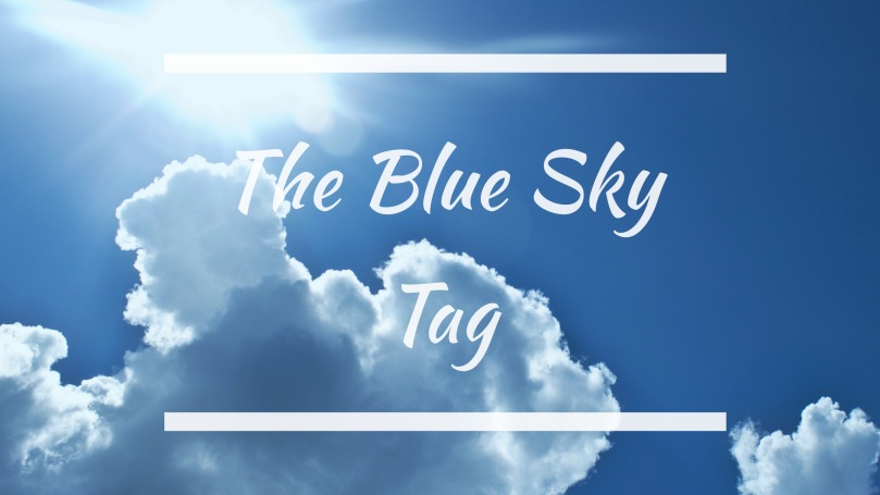 Image result for the blue sky tag
