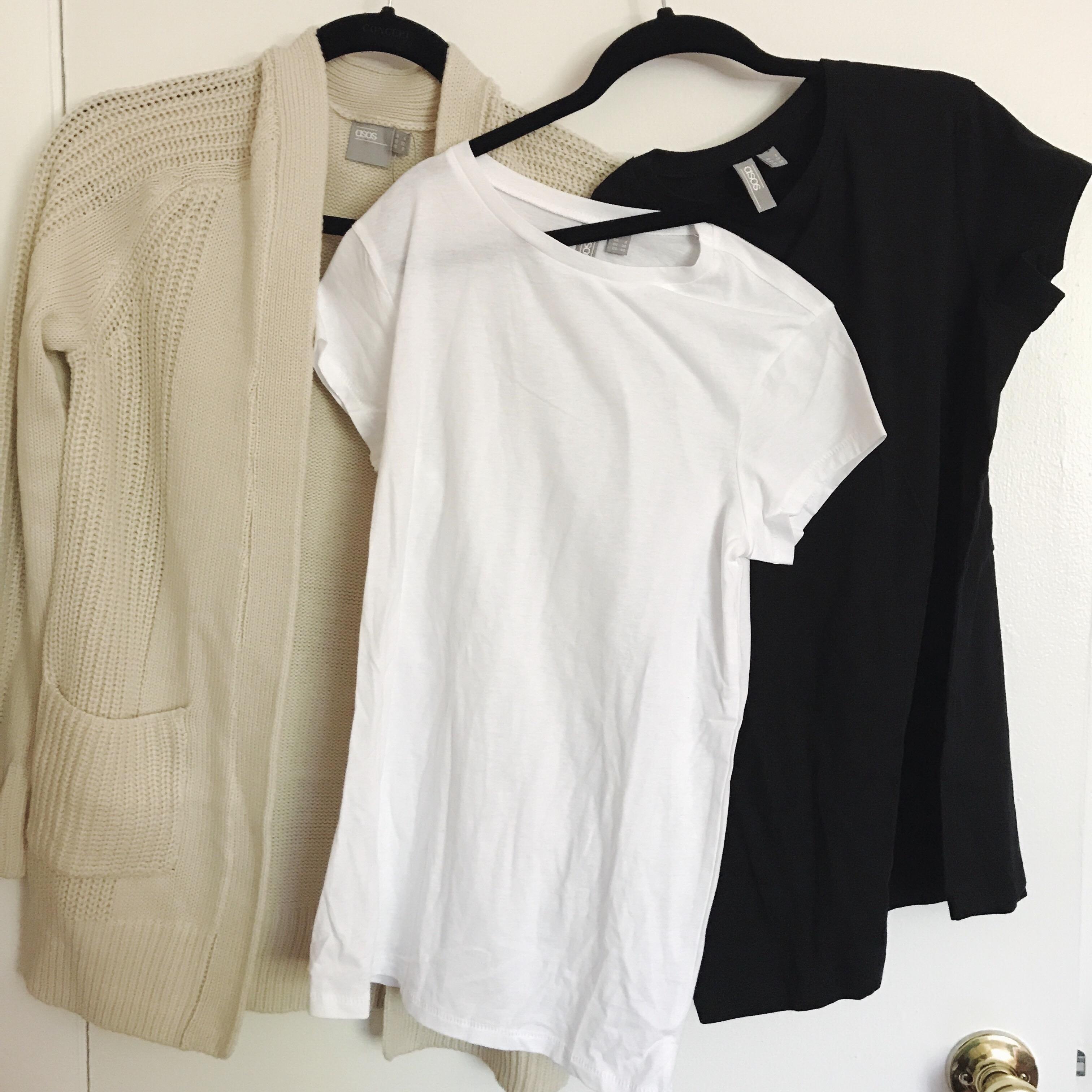 clothing haul blog