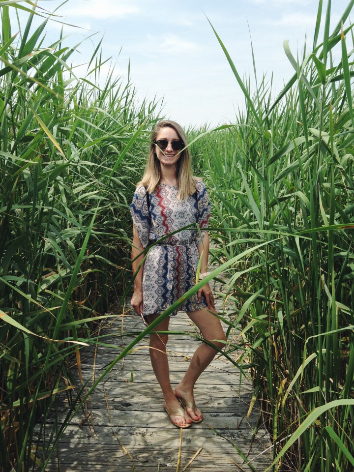 outfit of the day romper
