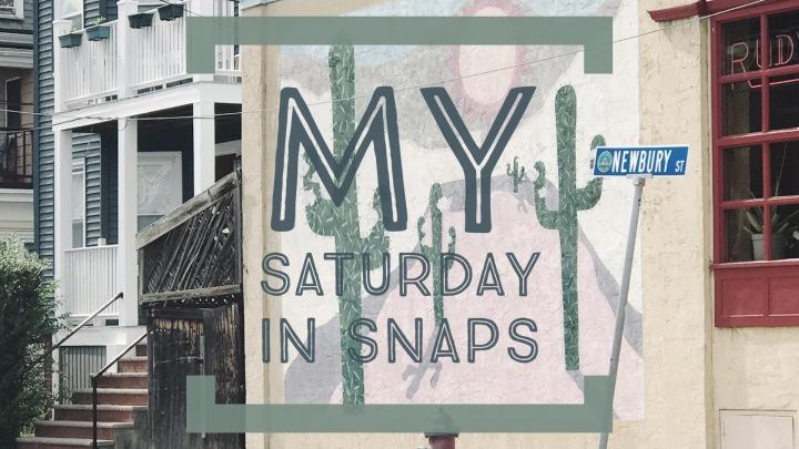 weekend snapchat