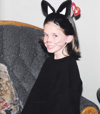 beanie baby cat costume