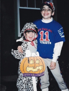 childhood halloween costumes