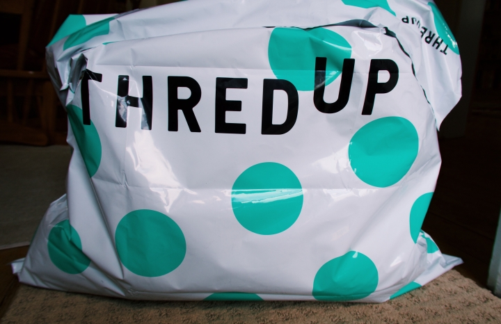 thredup thrifting