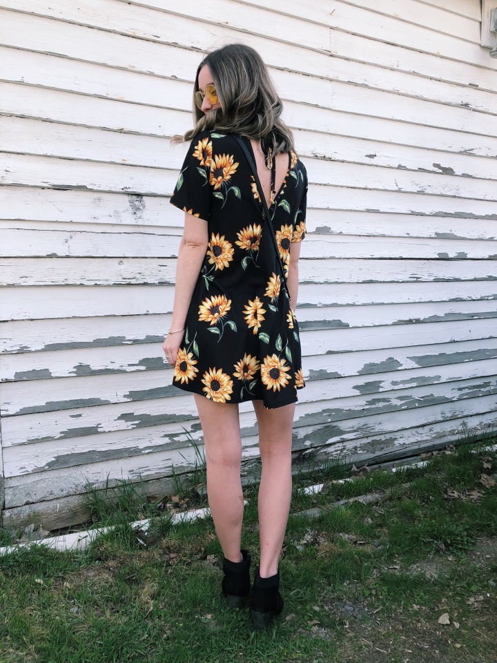 sundress outfit of the day