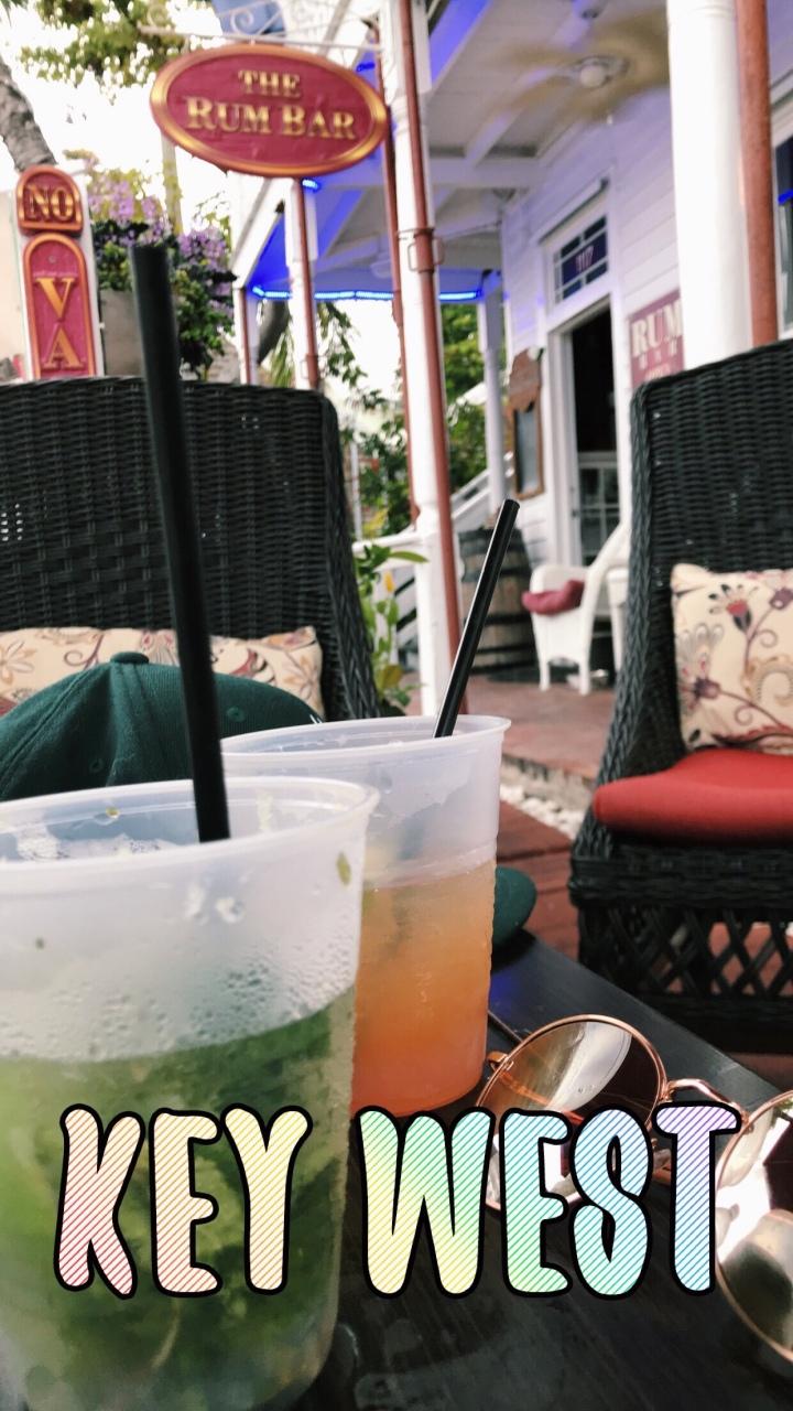 key west rum bar