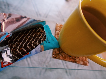 cool mint chocolate clif bar