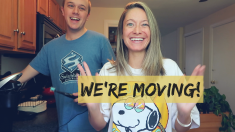 moving vlog