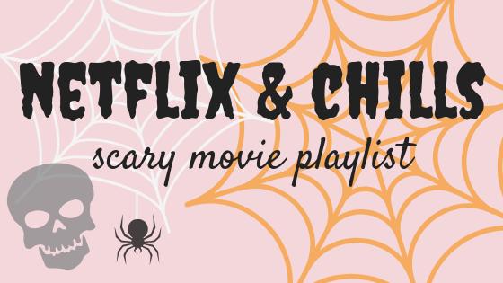 scary movie playlist