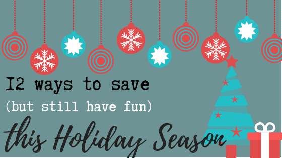 ways to save christmas