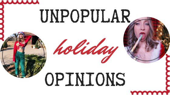 unpopular opinion