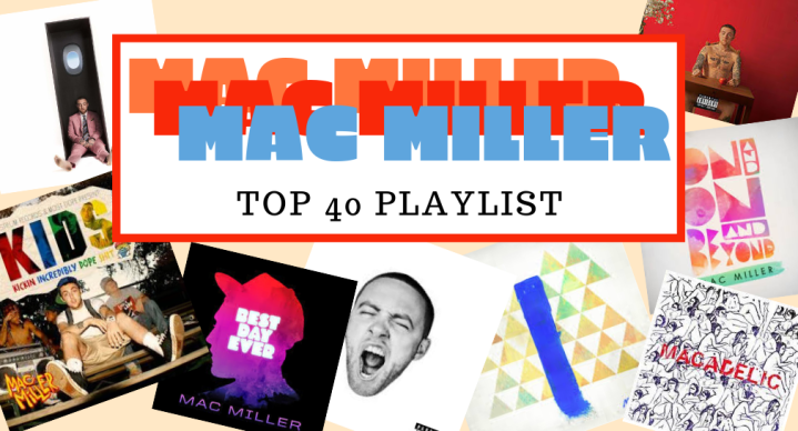MAC MILLER TOP 40PLAYLIST