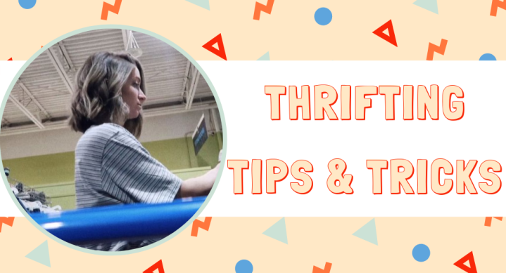 10 TIPS FOR EASY THRIFTING