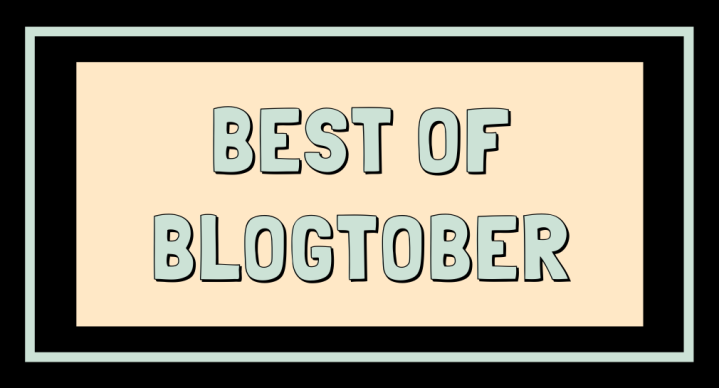 blogtober ideas