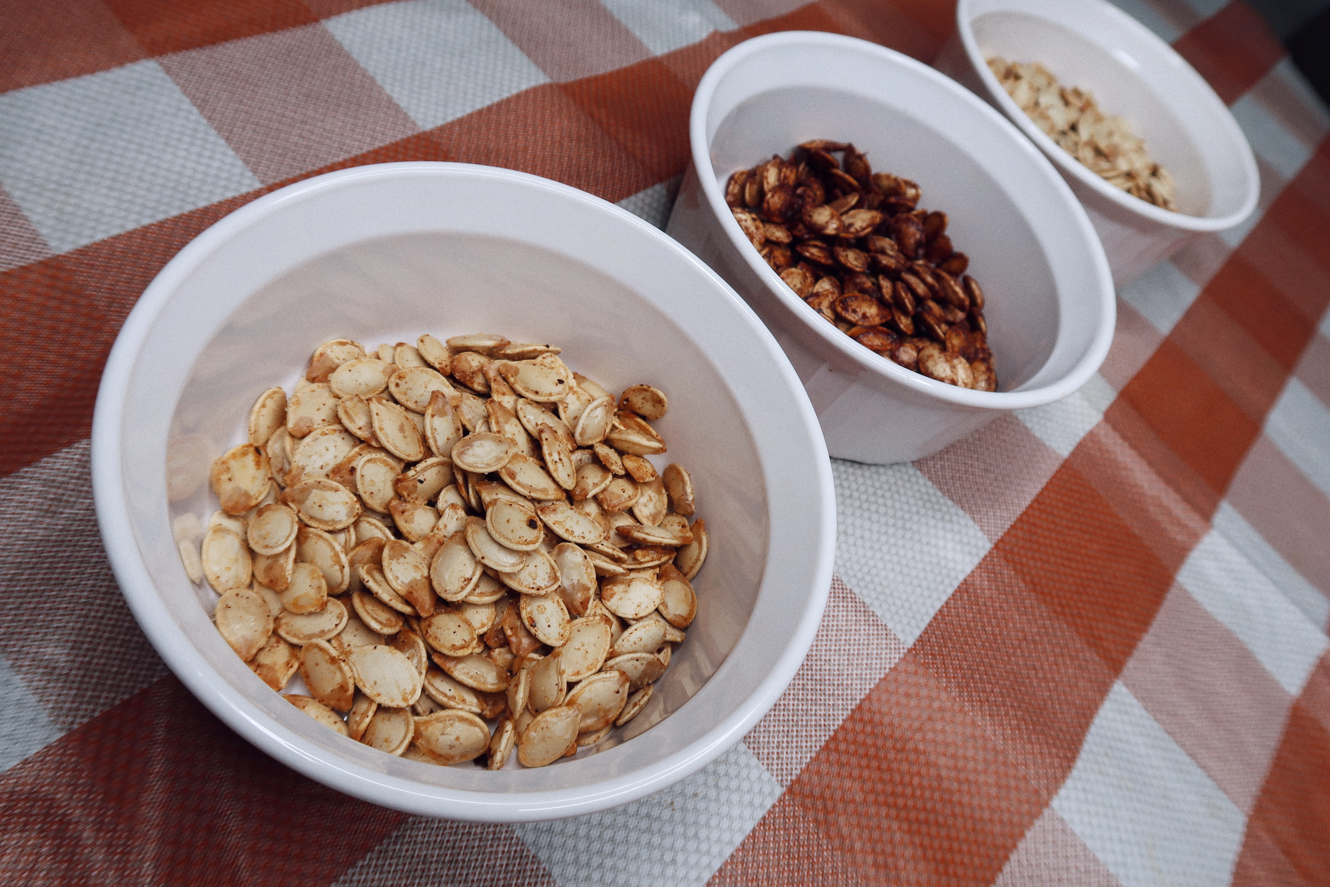 pumpkin seeds recipe